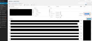 Отключение оповещения для записей wordpress